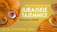 Multicentrum ZODIAK zaprasza na warsztaty edukacyjne 12-14 listopada 2014
