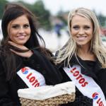 nasze hostessy na targach w Poznaniu