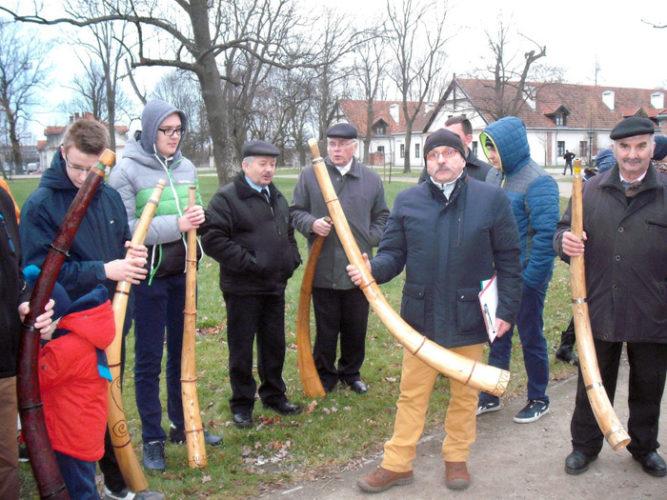XV Mazowieckim Konkursie Gry na Ligawce