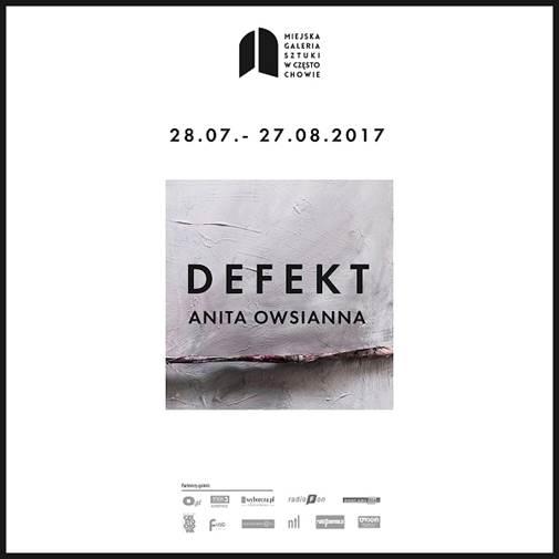 Wystawa Anity Owsiannej w Galerii Promocji Młodych Antresola - 27.07.2017